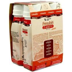 Фрезубин напиток 2 ккал с пищевыми волокнами, 200 мл №4 для энтерального питания шоколад флакон